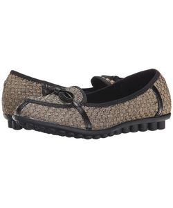 Bernie Mev. | . Leah Bronze Womens Flat Shoes