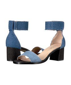 ASKA | Blakely Denim Womens Shoes