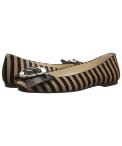 Frances Valentine | Frances 2 Pony Camel Womens Shoes