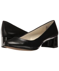 Anne Klein | Hallie Leather Womens Shoes