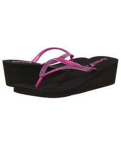 Reef | Krystal Star Berry Womens Sandals