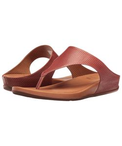 Fitflop | Banda Perf Rosy Sand Womens Shoes