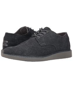 Toms | Brogue Castlerock Plaid Mens Lace Up Casual Shoes