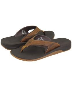 Reef | Leather Slap Ii Dark Mens Sandals