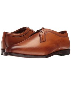 Allen Edmonds | Grantham Walnut Burnished Calf Mens Lace Up Wing