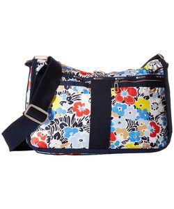 Lesportsac | Everyday Bag Ocean Blooms Navy Handbags