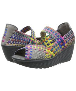 Bernie Mev. | . Halle Womens Wedge Shoes