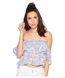 Bishop + Young | Laguna Off Shoulder Laguna Print Womens Clothing