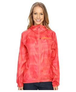 ADIDAS OUTDOOR | Terrex Agravic Wind Jacket Super Blush Womens Coat