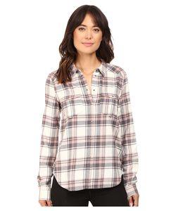 Paige | Mya Shirt /Adobe Rose Womens Clothing