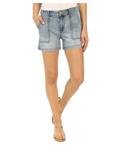 Level 99 | Rebecca Trouser Shorts Breakwater Womens Shorts