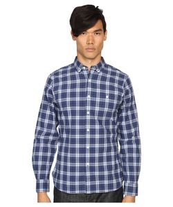 TODD SNYDER | Plaid Shirt Mens Clothing