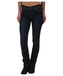 Carhartt | Slim Fit Nyona Jeans True Indigo Womens Jeans