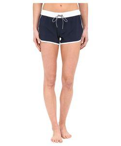Seafolly | Beach Runner Boardshort Indigo Womens Swimwear