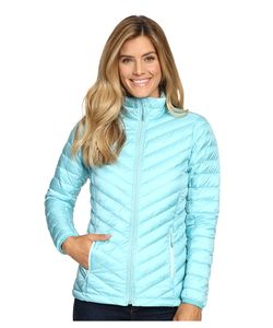 MOUNTAIN HARDWARE | Micro Ratio Down Jacket Spruce Womens Coat