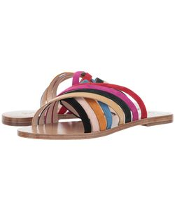 RAYE | Silvie Rainbow Womens Sandals