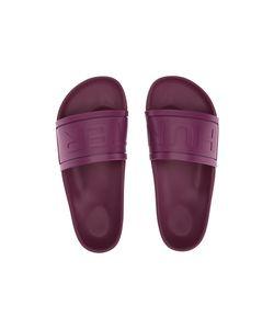Hunter | Original Slide Bright Violet Womens Shoes