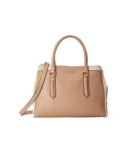 LONDON FOG   Anise Triple Tote Buff Satchel Handbags