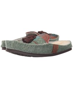 Bedroom Athletics | Charlotte Check Womens Slippers