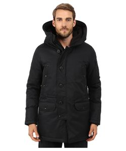 Spiewak | N3-B Tech Aviation Snorkel Spmow0004fac02 Caviar Mens Coat