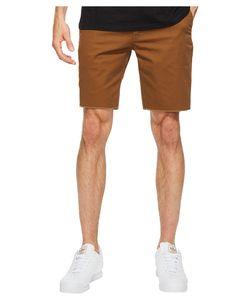 Brixton | Toil Ii Shorts Bark Mens Shorts