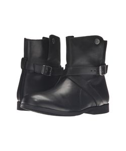 Birkenstock   Collins Leather Womens Boots