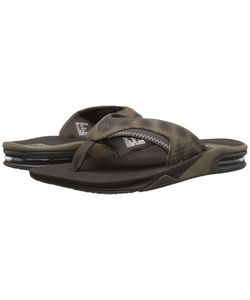 Reef | Fanning Prints Plaid 2 Mens Sandals
