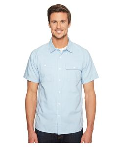 MOUNTAIN HARDWARE | Drummondtm Utility S/S Shirt Goose Mens Short