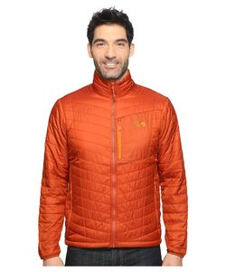 MOUNTAIN HARDWARE | Thermostatictm Jacket Dark Copper Mens Coat