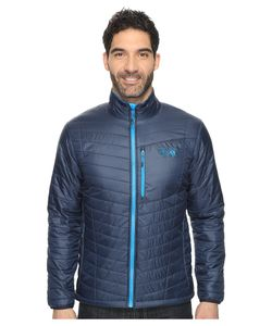 MOUNTAIN HARDWARE | Thermostatictm Jacket Hardwear Navy Mens Coat