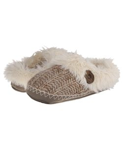 Bedroom Athletics | Lily Natural Womens Slippers