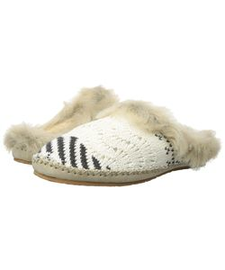 Sanuk | Willow Pillow Lx Natural Sweater Womens Slip On Shoes