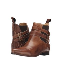 Bed Stu | Ravine Tan Rustic Leather Womens Boots