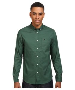 Rvca | Thatll Do Oxford L/S Sequoia Mens Long Sleeve