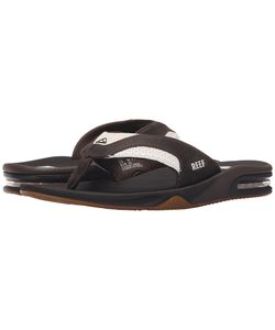 Reef | Fanning Leather 2 Mens Sandals