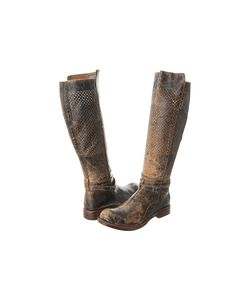 Bed Stu | Biltmore Lux Womens Boots