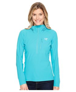Arc'Teryx | Psiphon Sl Pullover Castaway Womens Long Sleeve Pullover