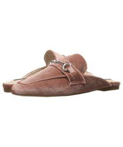 Steven | Razzi Blush Velvet Womens Shoes