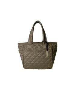 Lesportsac | City Chelsea Tote Bronze Quilted Tote Handbags
