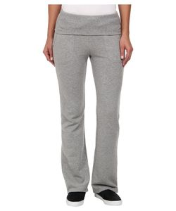 C & C California | Campc California Loopy French Terry Fold Over Pant Heather