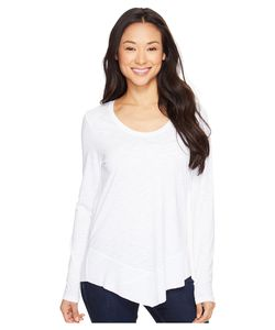LILLA P | Long Sleeve Scoop Neck Womens Clothing