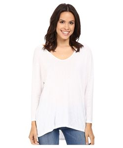 Three Dots | Marcy 3/4 Sleeve Top Womens Clothing