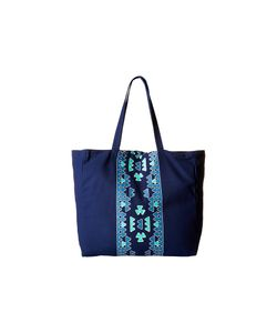 Plush | Soleil Aztec Tote Bag Tote Handbags