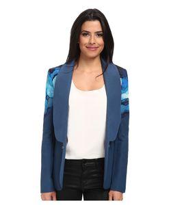 Style Stalker | Opal Blazer Teal Womens Jacket