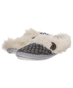 Bedroom Athletics | Alanis Charcoal Womens Slippers