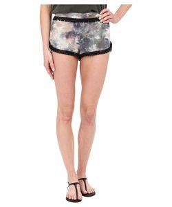 Gypsy 05 | Silk Perfect Shorts With Pockets Volcano Womens Shorts