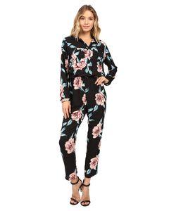 Show Me Your Mumu   The Gadget Jumpsuit Flower Hour Womens