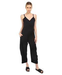 Y'S BY YOHJI YAMAMOTO | Strap Overall Jumpsuit Womens Jumpsuit
