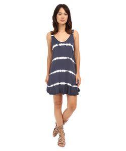 Gypsy 05 | Mini Dress With Ruffle Shadow Womens Dress