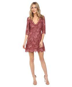 For Love & Lemons   Theodora Mini Dress Rosie Womens Dress